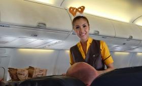 25 декабря 2014, Тайланд, самолет Транг — Бангкок