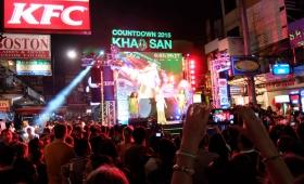 31 декабря 2014, Тайланд, Бангкок