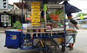 10 января 2015. Тайланд, Канчанабури