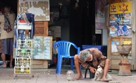 11 января 2015. Тайланд, Канчанабури