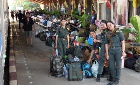 24 января 2015. Тайланд, Банпонг
