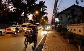 27 января 2015. Лаос, Вьентьян