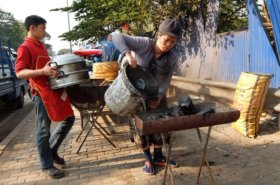 29 января 2015. Лаос, Вьентьян