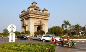 30 января 2015. Лаос, Вьентьян