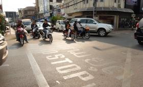 31 января 2015. Лаос, Вьентьян