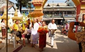 01 февраля 2015. Лаос, Вьентьян