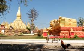 02 февраля 2015. Лаос, Вьентьян