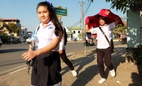 03 февраля 2015. Лаос, Вьентьян