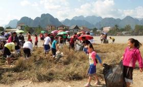 05 февраля 2015. Лаос, Ванг Виенг