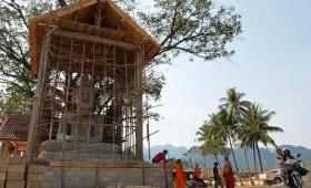 07 февраля 2015. Лаос, Ванг Виенг
