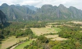 09 февраля 2015. Лаос, Ванг Виенг