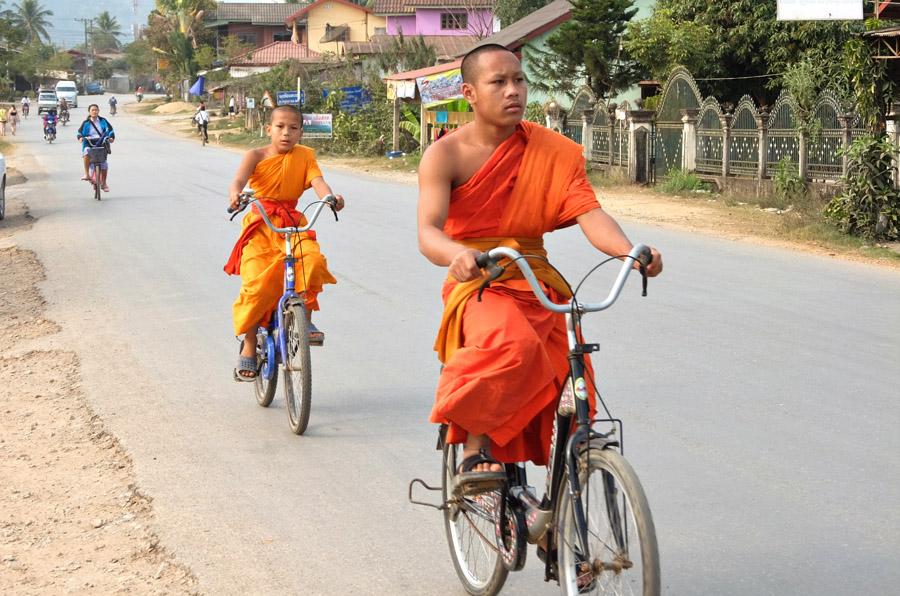 10 февраля 2015. Лаос, Ванг Виенг