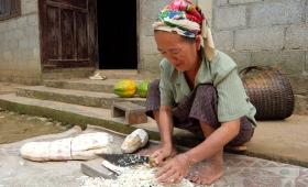 14 февраля 2015. Лаос, Ванг Виенг