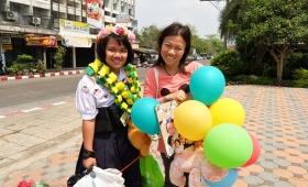 27 февраля 2015. Тайланд, Сурин