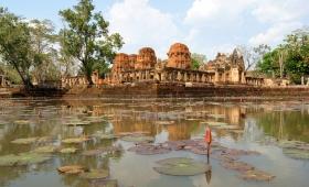 5 марта 2015. Тайланд, исторический парк Пханом Рунг