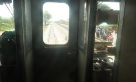 8 марта 2015. Тайланд, поезд Бангкок — Хуахин