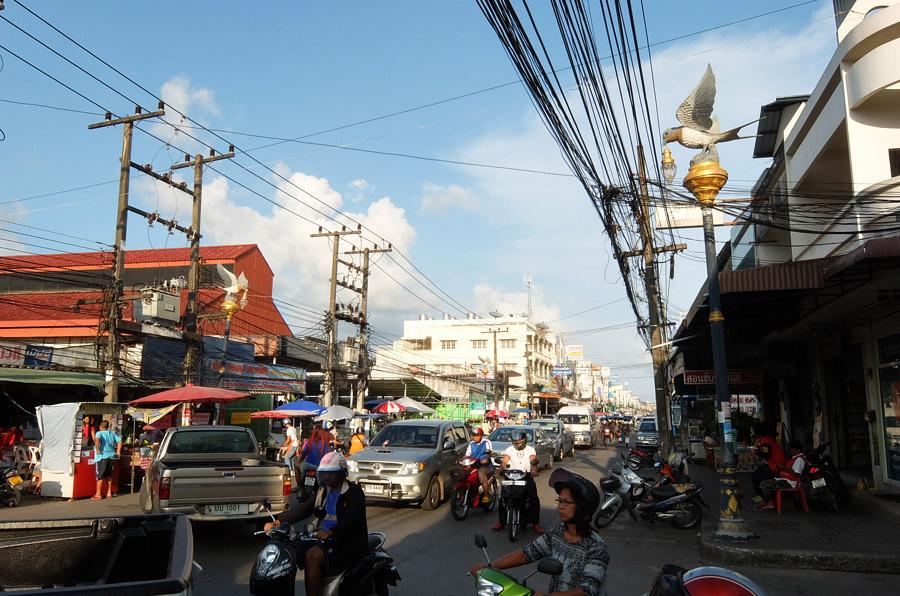 26 марта 2015. Тайланд, Чумпхон.