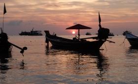 31 марта 2015. Тайланд, Ко Тао.