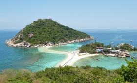 4 апреля 2015. Тайланд, Ко Нанг Янг.