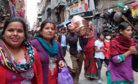 15 апреля 2015. Непал, Катманду.