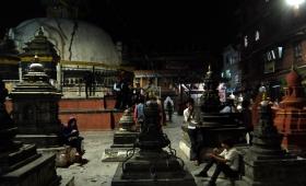 19 апреля 2015. Непал, Катманду.
