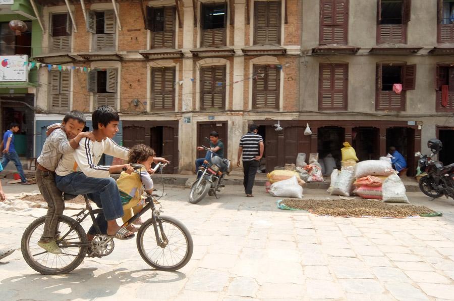 20 апреля 2015. Непал, Катманду.