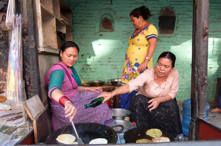 23 апреля 2015. Непал, Катманду.