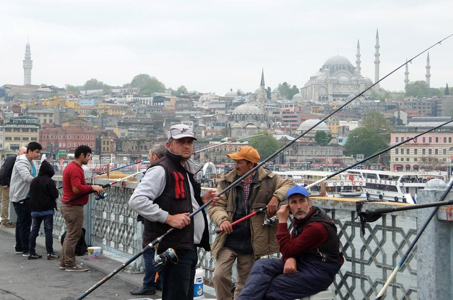 3 мая 2015. Турция, Стамбул.