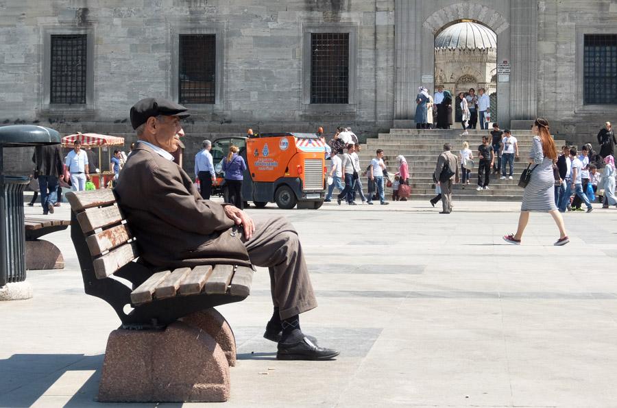 5 мая 2015. Турция, Стамбул.