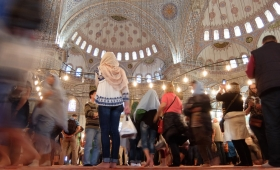 9 мая 2015. Турция, Стамбул.