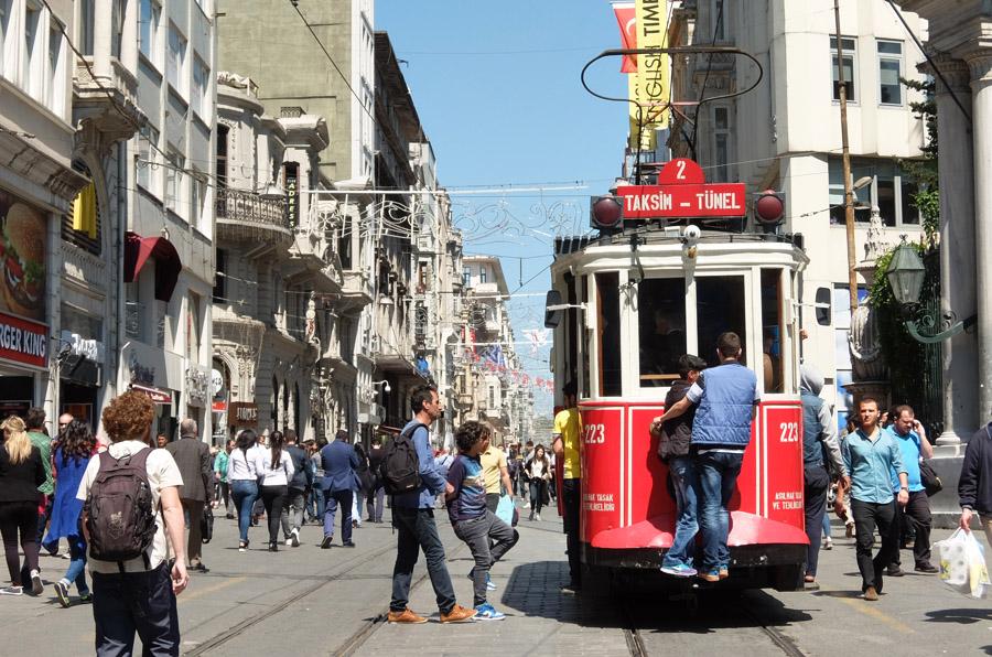11 мая 2015. Турция, Стамбул.