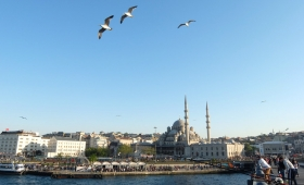 13 мая 2015. Турция, Стамбул.
