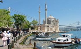 14 мая 2015. Турция, Стамбул.