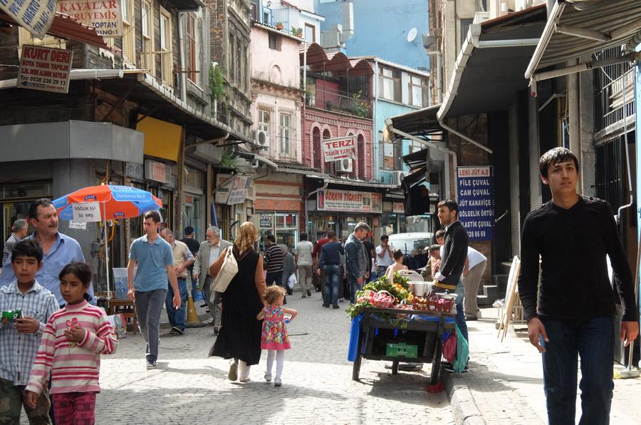 16 мая 2015. Турция, Стамбул.