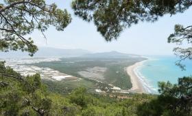 28 мая 2015. Турция, Ликийская тропа.