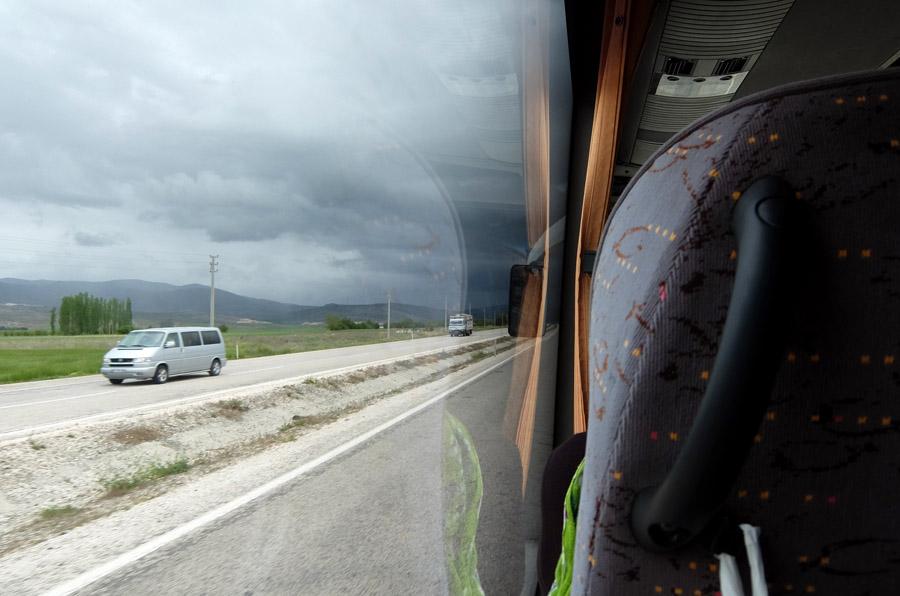 29 мая 2015. Турция, автобус Фетхие — Анталья.