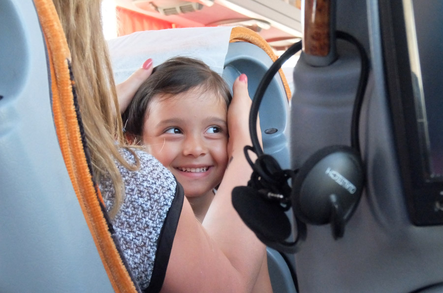 9 июля 2015. Турция, автобус Анталья — Батуми.