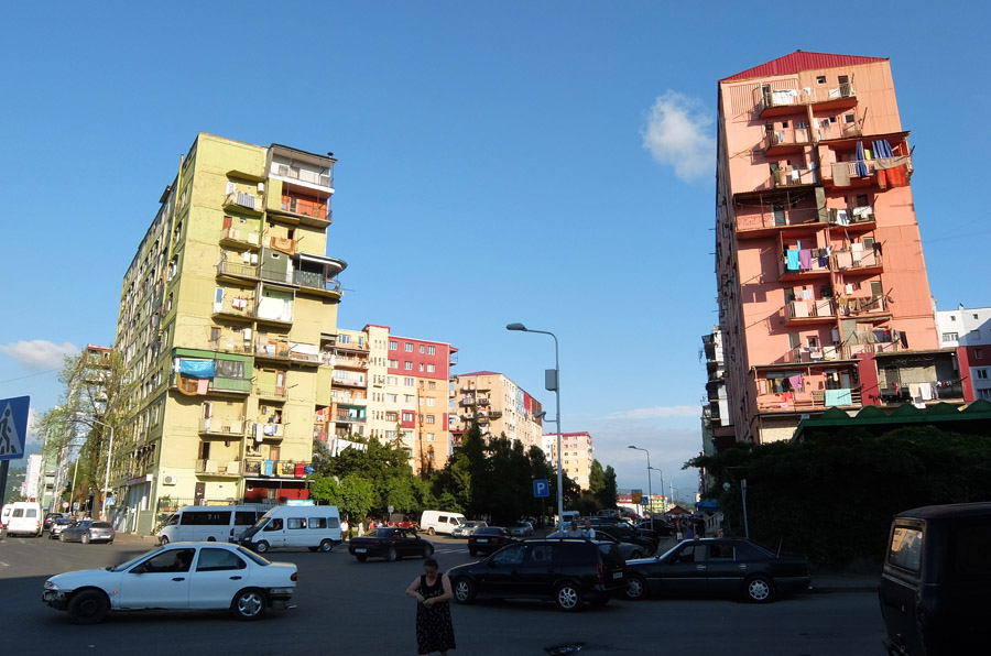 23 июля 2015. Грузия, Батуми.