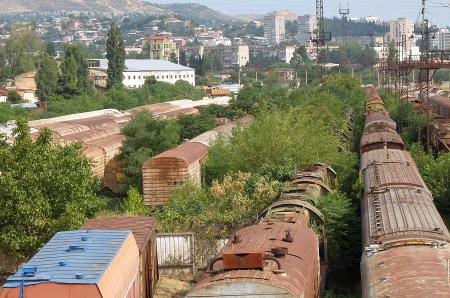 8 августа 2015. Грузия, Тбилиси.