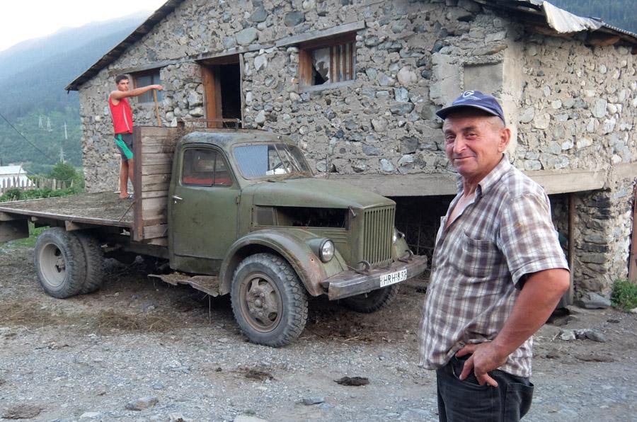 13 августа 2015. Грузия, Местия.