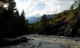 23 августа 2015. Грузия, Местия.
