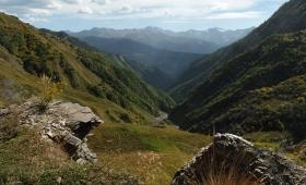 22 сентября 2015. Грузия, Верхняя Сванети.