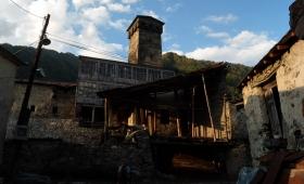 30 сентября 2015. Грузия, Местия.