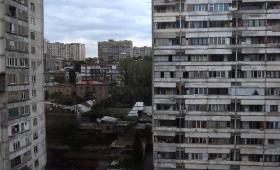 7 октября 2015. Грузия, Тбилиси.