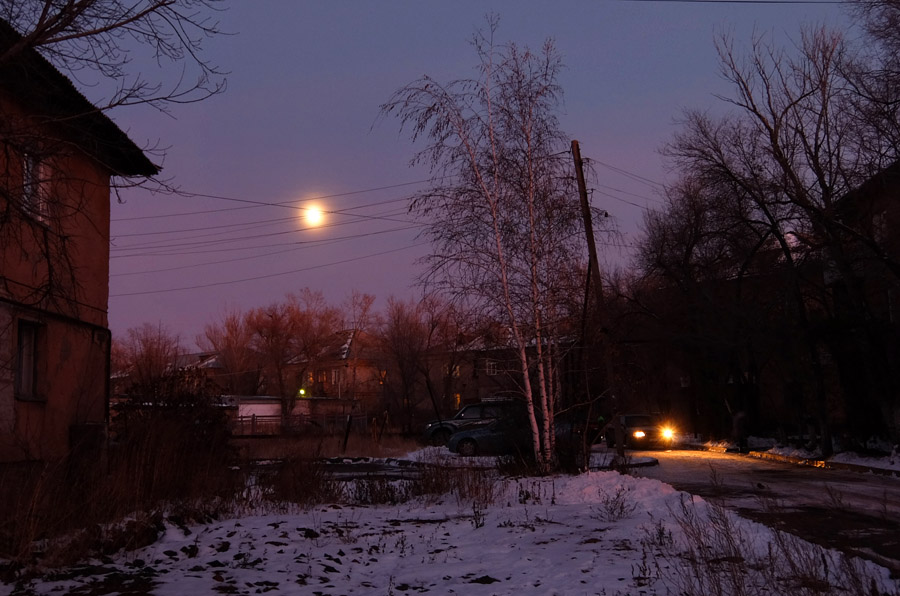 25 октября 2015. Казахстан, Караганда.