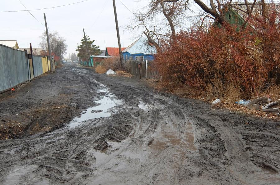 29 октября 2015. Казахстан, Караганда.