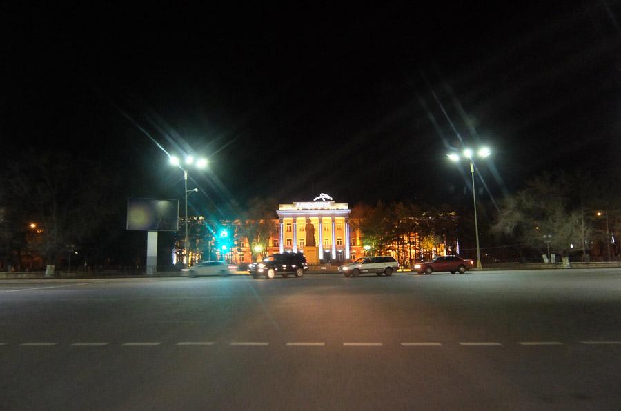 31 октября 2015. Казахстан, Караганда.
