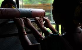 24 ноября 2015. Индия, автобус Чауди — Палолем.