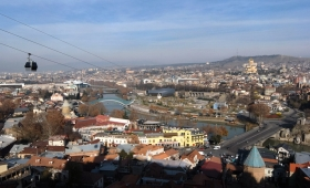 12 декабря 2015. Грузия, Тбилиси.