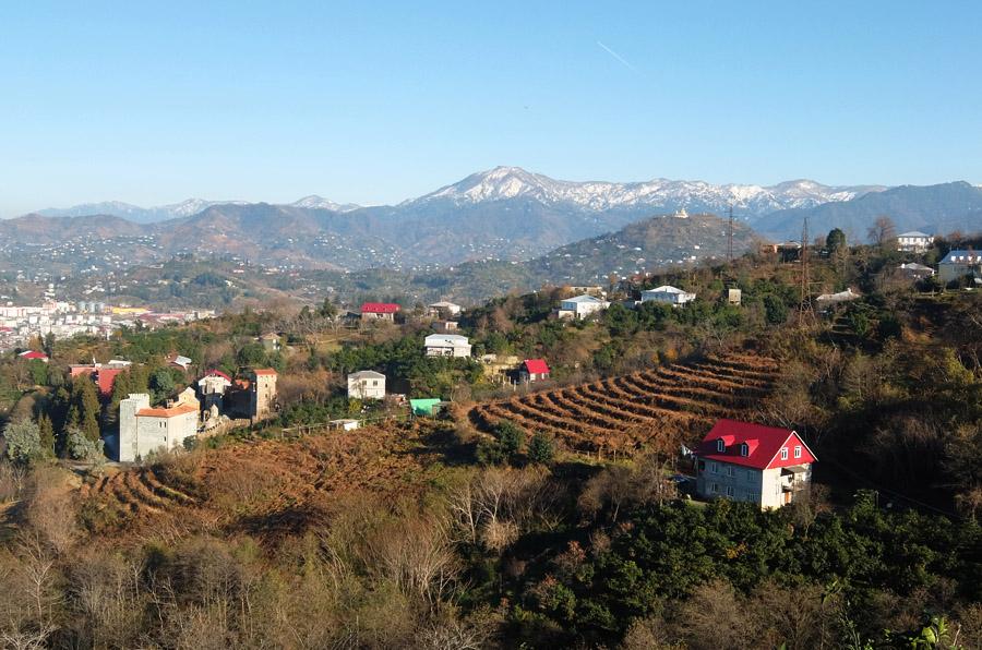 22 декабря 2015. Грузия, Батуми.